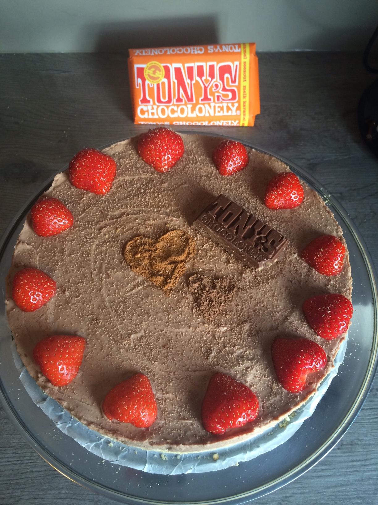 taart tony chocolonely