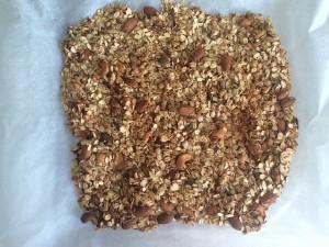 granola klaar